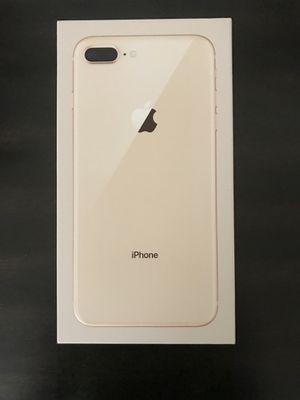iPhone 8 Plus 64gb Factory unlocked BRAND NEW
