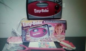 Easy-Bake Oven Snack Center