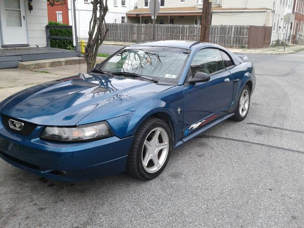 for sale 2000 ford mustang srs v6 automatic transmission runs good