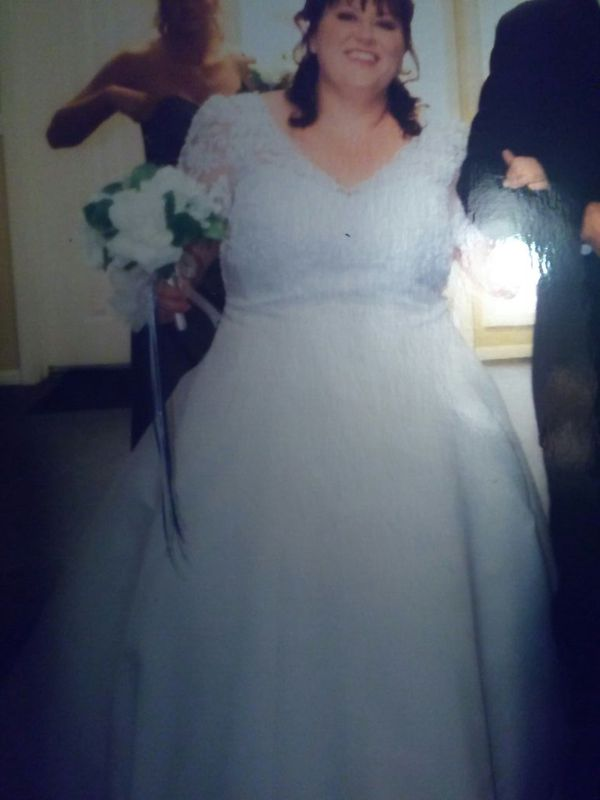 FINAL OFFER!! David\'s Bridal Wedding Dress! (General) in Phoenix, AZ ...