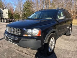 06 VOLVO XC90 V8 DVD ENTERTAINMENT 3RD ROW SUNROOF AUTO CLEAN TITLE 158K
