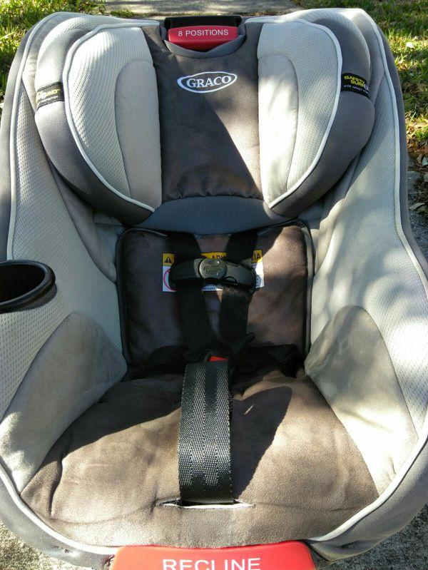 GRACO CONTENDER 65 3 IN ONE 8 POSITION CAR SEAT Furniture In Deltona FL