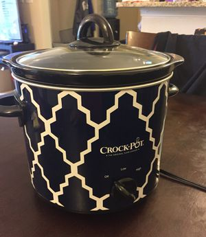Medium size crockpot
