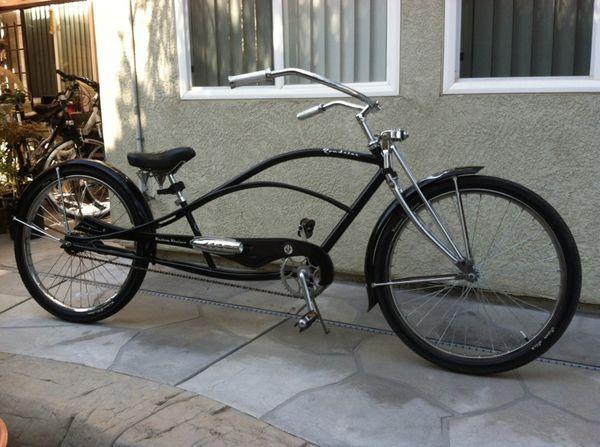 Dyno Kustom Kruiser Roadster Rare Stretched Bike Bicycles In