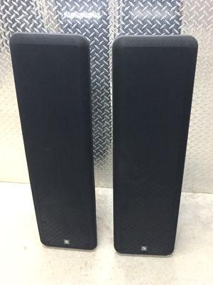 Boston acoustic hs450 main stereo speakers