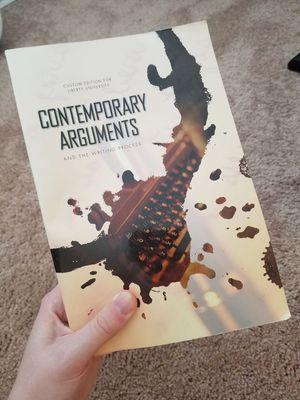 Contemporary Arguments