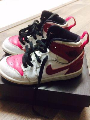 Toddler Jordan 1 High Retro size 9c