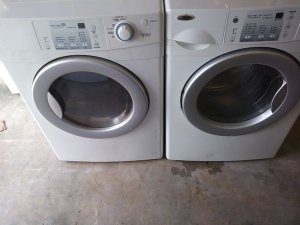 Amana Front Load Dryer