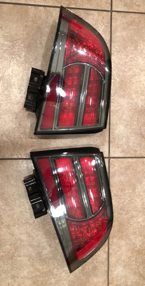 2004-2008 Acura TL types tail lights