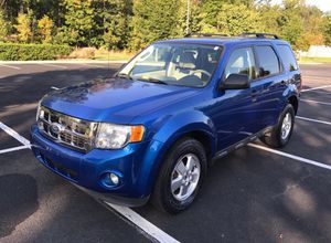 2011 Ford Escape. 4 cylinder