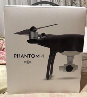 DJI Phantom 4 Drone - Black Limited Edition