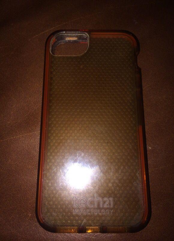 Tech 21 iPhone 5/5s case