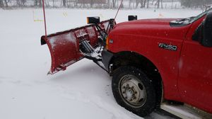 I will plow you driveway in Garnet Valley