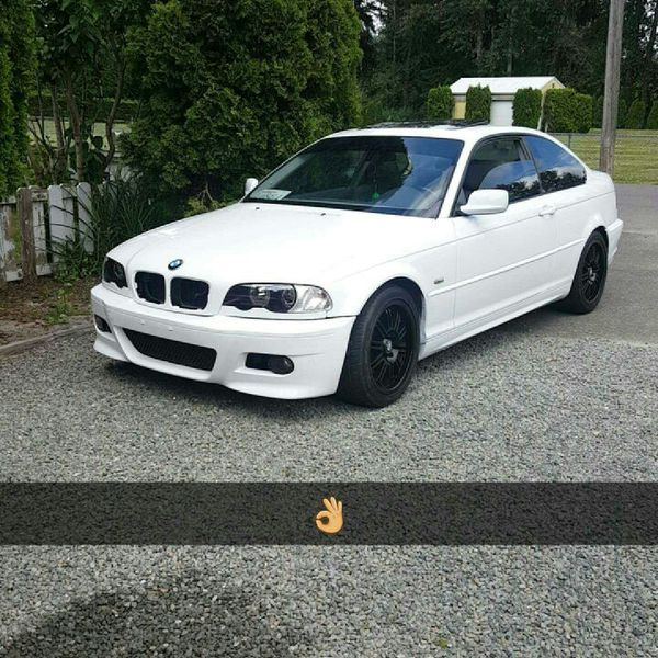 2001 bmw 330ci cars trucks in snohomish wa offerup. Black Bedroom Furniture Sets. Home Design Ideas