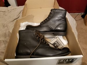"""Frye Boots """"Tyler Lace Up"""""""