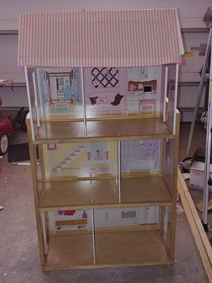 Play dollhouse ( Casa de muñecas)