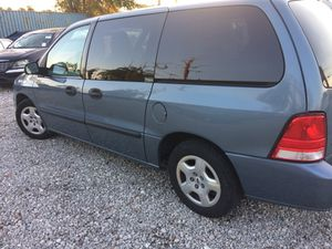 Ford free star van