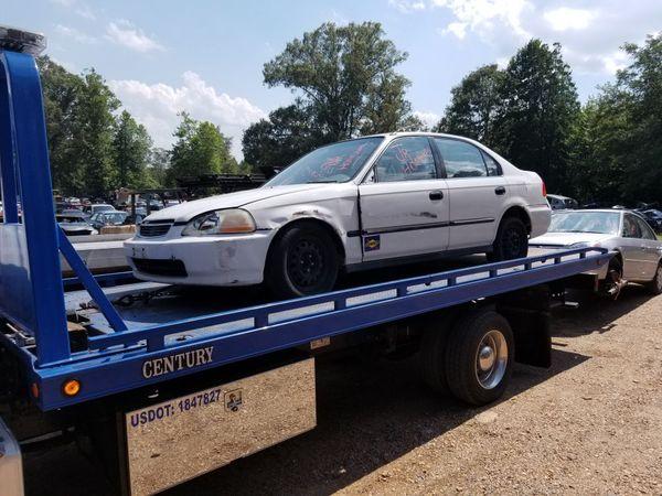 Car disposal services