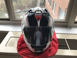 Ducati Arai Motorcycle Helmet Size L for $580 or Best Offer