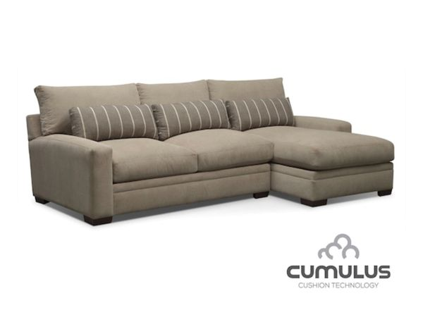 American Signature Ventura Sectional Sofa Furniture in Atlanta GA