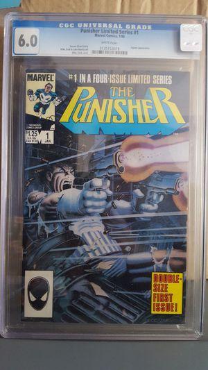 Punisher #1 Slab