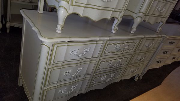 Thomasville French Provincial bedroom set (Furniture) in Mesa, AZ ...