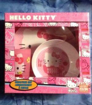 Hello Kitty MealTime Set