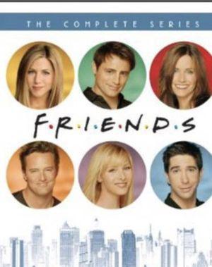 Friends DVD entire 10 seasons