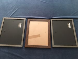 3 18 inch x 12 inch photo frames