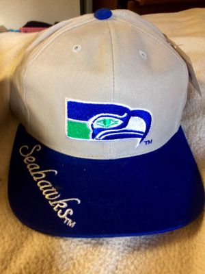 Seahawks Team Hat OS fits all~