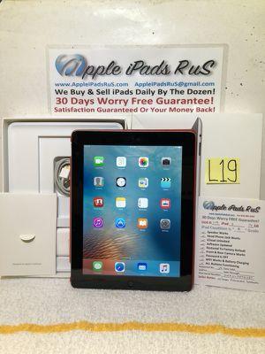 L19 - iPad 3 16GB