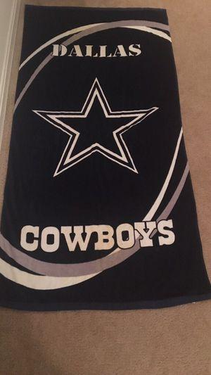 Dallas Cowboys towel