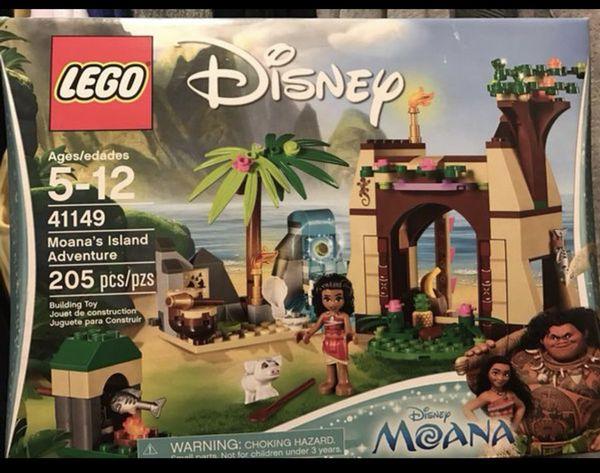 Disney Lego Moana Island Adventure Brand New (Games & Toys) in Las ...