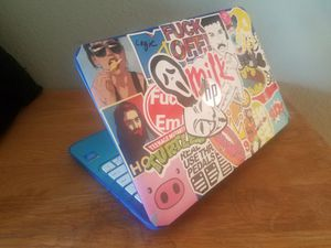 Gopro hero 3 + HP stream Laptop