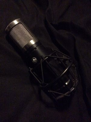 Sterling Audio ST-55 Mic & Shock Mount
