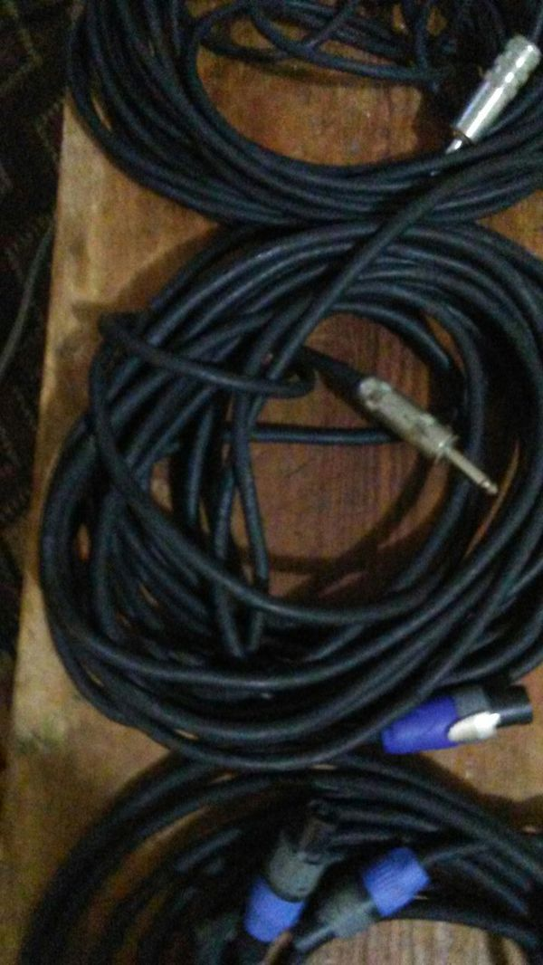 PRO CO POWER PLUS SPEAKER CABLE DIFFERENT LENGTH (Musical ...