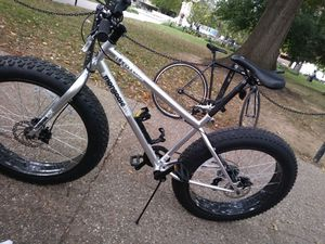Mongoose Monster Bike