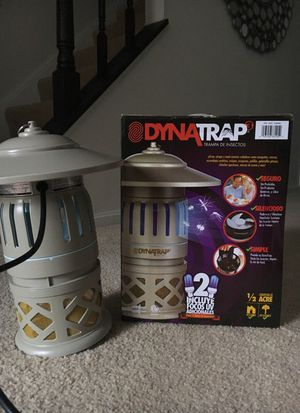 Dyna trap mosquitoes problem solved