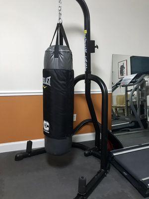 Everlasting punching bag equipment