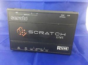 Serato SL1 box