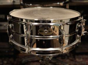Pearl Mirror Chrome Snare Drum