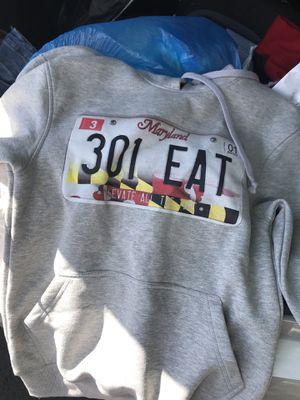 EAT HOODIE 301 Eat