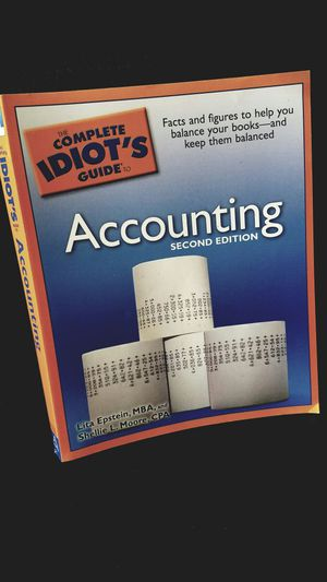 The Complete Idiot's Guide Accounting