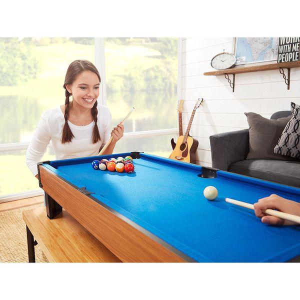 Inch Short Pool Table Games Toys In Plantation FL OfferUp - 40 inch pool table