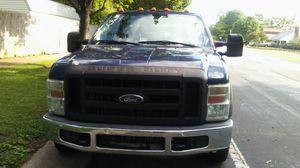 2008 F-350 turbo diesel plus 2008 hauler