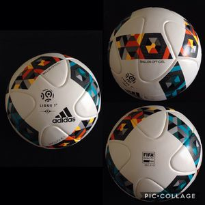 PRICE FOR 1 BALL! FIRM/INNEGOCIABLE! AUTHENTIC. NEW . LIGUE 1. FIFA ✅. SIZE 5.