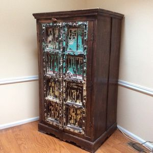 Distress Armoire