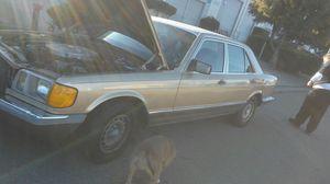 1989 Mercedes 380 se
