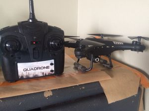 Quad drone, in Great Condition!