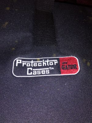 "Drum bag. Protechtor by gator. Tom-12""x10"""
